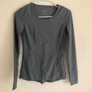athleta long sleeve workout top